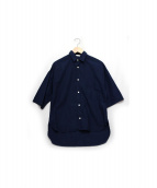 MADISON BLUE(マディソンブルー)の古着「シャツ」|ネイビー