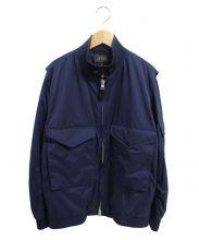 BEAMS PLUS(ビームスプラス)の古着「リップストップナイロン WEPジャケット」