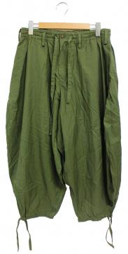 Yohji Yamamoto(ヨウジヤマモト)の古着「バルーンパンツ」