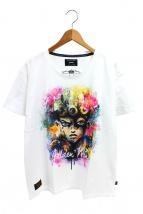 glamb×JOJO(グラム×ジョジョ)の古着「プリントTシャツ」