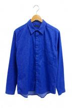FRANK LEDER(フランクリーダー)の古着「シャツ」|ブルー