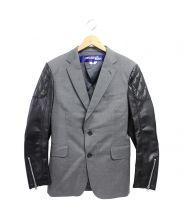 JUNYA WATANABE COMME des GARCONS MAN(ジュンヤワタナベ コムデギャルソン マン)の古着「切替テーラードジャケット」