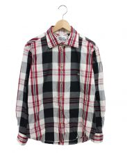 vivienne westwood MAN(ヴィヴィアン ウエストウッド マン)の古着「チェックシャツ」