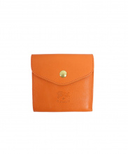 IL BISONTE(イルビゾンテ)の古着「ダブルホック財布」