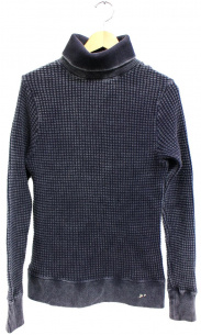 PORTER CLASSIC(ポータークラシック)の古着「FRENCH THERMAL TURTLE NECK」