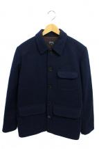 A.P.C(アーペーセー)の古着「ジュールトゥルニエ3ポケットジャケット」
