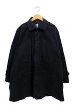 PORTER CLASSIC(ポータークラシック)の古着「ストレッチコットンコート」