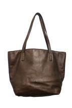LOEWE(ロエベ)の古着「ナッパトートバッグ」|ブラウン