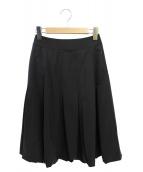 FOXEY NEWYORK(フォクシーニューヨーク)の古着「プリーツバルーンスカート」
