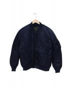 waiper(ワイパー)の古着「MA-1ジャケット」