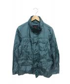 PEUTEREY(ピューテリー)の古着「ナイロンM-65ジャケット」|オリーブ
