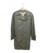 Traditional Weatherwear(トラディショナルウェザーウェア)の古着「トレンチコート」 カーキ