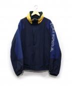 NAUTICA(ノーティカ)の古着「フリースライナージャケット」|ネイビー