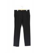 LANVIN en Bleu(ランバン オン ブルー)の古着「Stretch Tapered Pants」|グレー