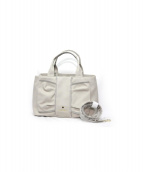 TOCCA HOLLY CANVAS LARGE(トッカ ホーリー キャンバス ラージ)の古着「HOLLY CANVAS LARGE」|グレー
