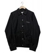 CRIMIE(クライミ)の古着「コーチジャケット」|ブラック