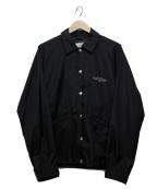CRIMIE(クライミー)の古着「コーチジャケット」 ブラック