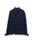M.I.D.A.(ミダ)の古着「コットンM-65ジャケット」|ネイビー