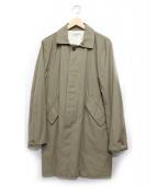 Ordinary fits(オーディナリーフィッツ)の古着「ハーフコート」|ベージュ