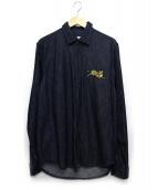 KENZO(ケンゾー)の古着「デニムシャツ」