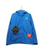 THE NORTH FACE(ザノースフェイス)の古着「エクスプロレーションジャケット」|ブルー