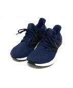 adidas(アディダス)の古着「スニーカー」|ネイビー