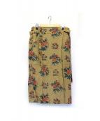 45r(45アール)の古着「チノフラワースカート」