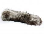 SAGA FOX(サガフォックス)の古着「ストール」|グレー