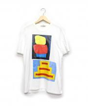 MARNI(マルニ)の古着「プリントTシャツ」|ホワイト