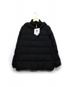 KUMIKYOKU(クミキョク)の古着「2WAYダウンジャケット」|ブラック