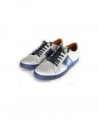 Pantofola dOro(パントフォラドーロ)の古着「MARINELLA UOMO LOW」|ネイビー