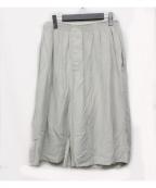 THE Sakaki(ザ サカキ)の古着「ハーフパンツ」|グレー
