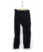 CHARI & CO NYC(チャリアンドコー)の古着「ANKLE EASY PANTS」 ブラック