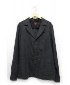 WOOLRICH(ウールリッチ)の古着「ウールペンジャケット」|グレー