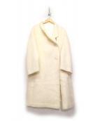 DRESSTERIOR[(ドレステリア)の古着「SAMUEL TWEEDボリュームスリーブコート」|ホワイト