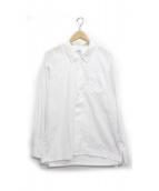 VISVIM(ビズビム)の古着「FREE EDGE SHIRT」|ホワイト