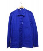 molinel(モリネル)の古着「ユーロワークカバーオール」|ブルー