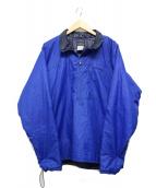 Patagonia(パタゴニア)の古着「パフボールプルオーバージャケット」|ブルー