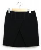 BALENCIAGA(バレンシアガ)の古着「タイトスカート」|ブラック