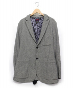 BRU NA BOINNE(ブルーナボイン)の古着「ナイトジャケット」|グレー