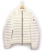 MONCLER(モンクレール)の古着「ダウンジャケット」|ホワイト