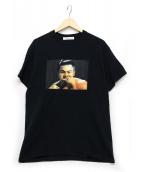 LABRAT(ラブラット)の古着「プリントTシャツ」|ブラック