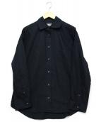 Deuxieme Classe(ドゥズィエムクラス)の古着「コットンシャツ」|ブラック