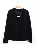 Martin Margiela1(マルタンマルジェラ1)の古着「2B後付デザインジャケット」|ブラック