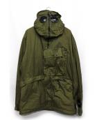 C.P COMPANY(シーピーカンパニ)の古着「Explorer Jacket」|オリーブ
