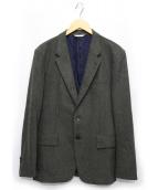 Paul Smith COLLECTION(ポールスミスコレクション)の古着「ウールテーラードジャケット」|グレー