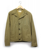 BUTCHER PRODUCTS(ブッチャープロダクツ)の古着「N-4フィールドジャケット」 ベージュ