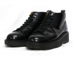 Y'S for men(ワイズフォーメン)の古着「厚底ブーツ」|ブラック