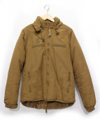 HOUSTON(ヒューストン)の古着「Gen III Level 7ジャケット」|ブラウン