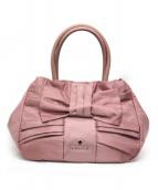 TOCCA(トッカ)の古着「ハンドバッグ」 ピンク